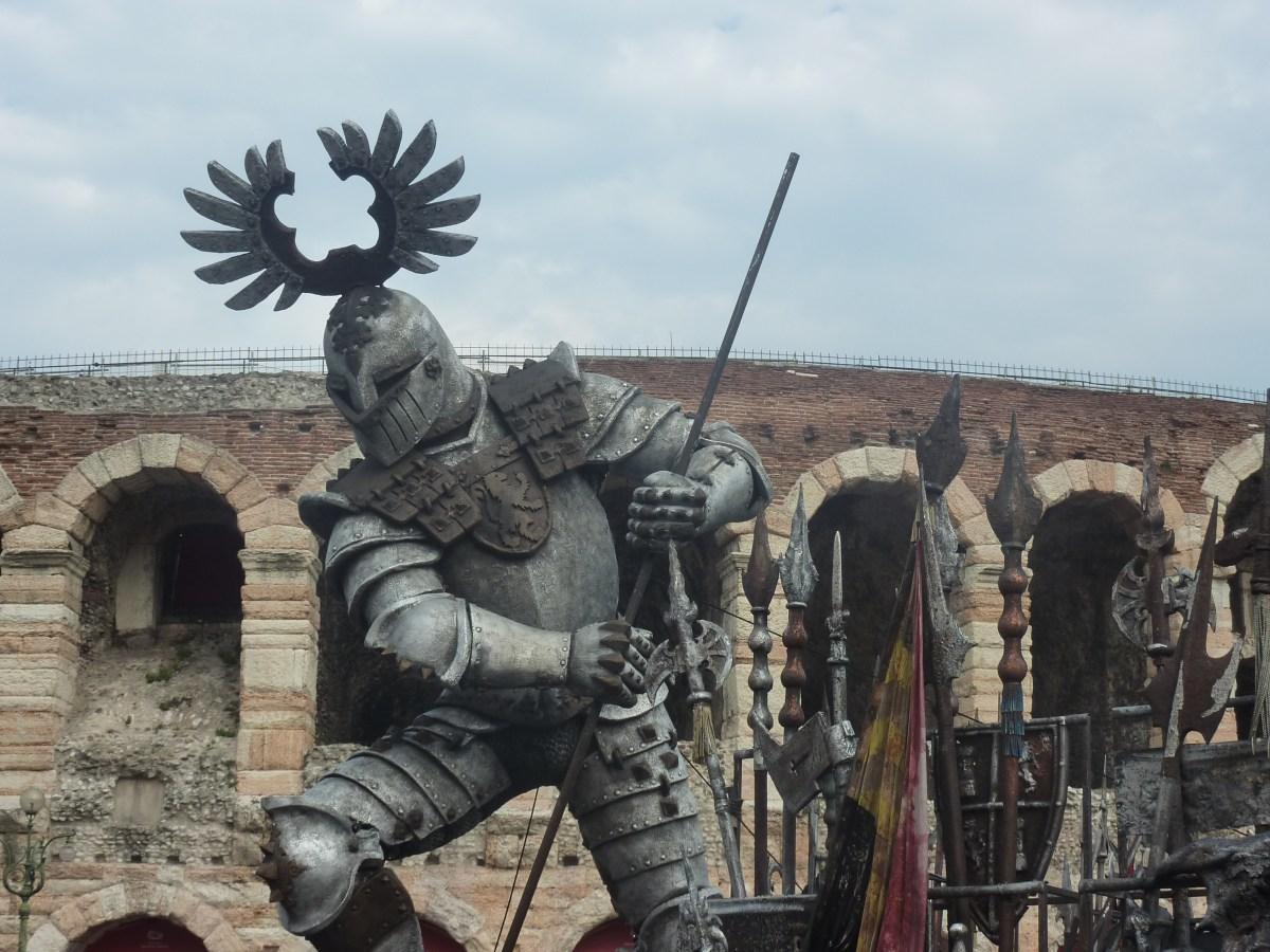 Armatura Arena Verona