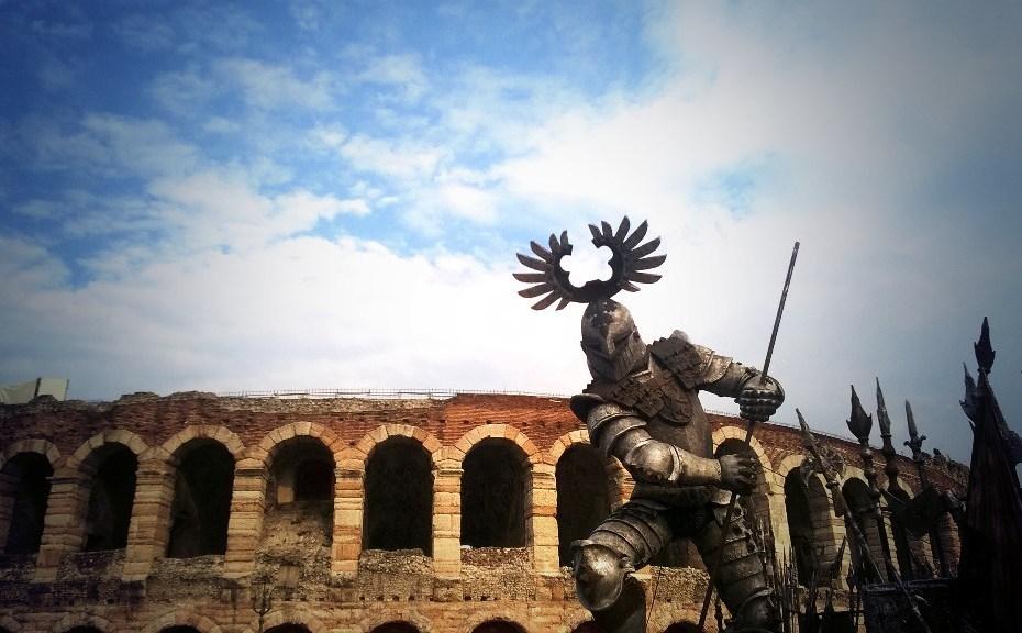 Allestimenti Arena di Verona, cosa vedere in due giorni
