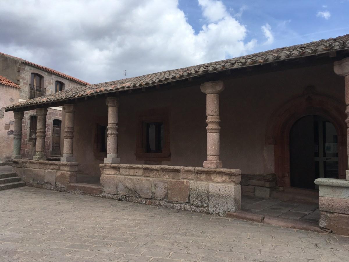 Casa Aragonese Fordongianus visitare Sardegna