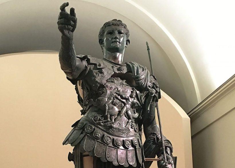Statua bronzea di Germanico