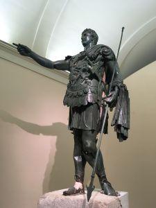 Statua bronzea di Germanico, Museo Archeologico di Amelia - Orizzonte Cultura