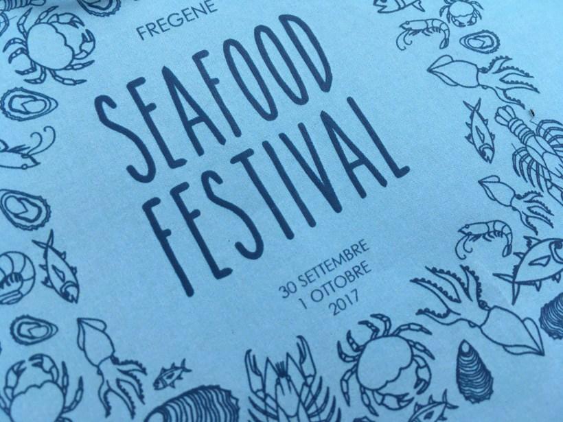 SeaFood Festival logo