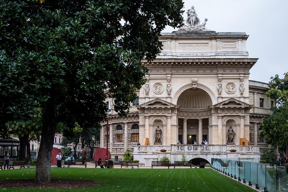 Acquario Romano, Casa dell'Architettura, WineHunter Roma
