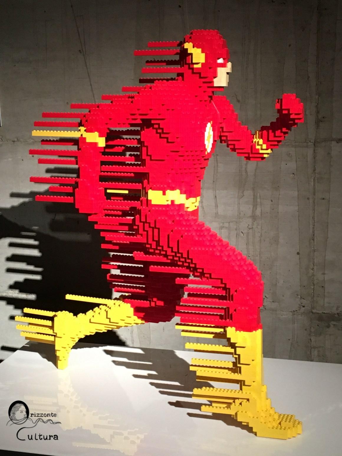 THE ART OF THE BRICK: DC SUPER HEROES - Orizzonte Cultura