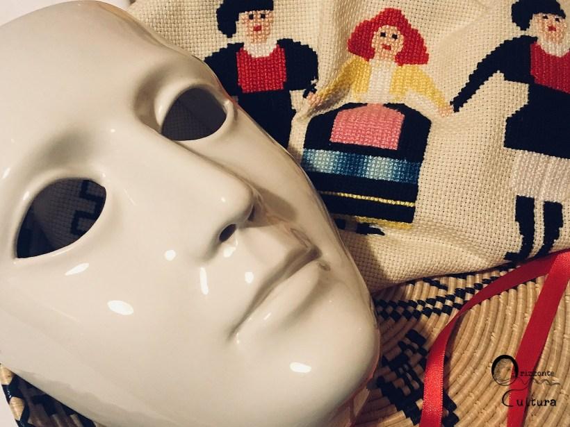 Carnevale maschera Su Componidori