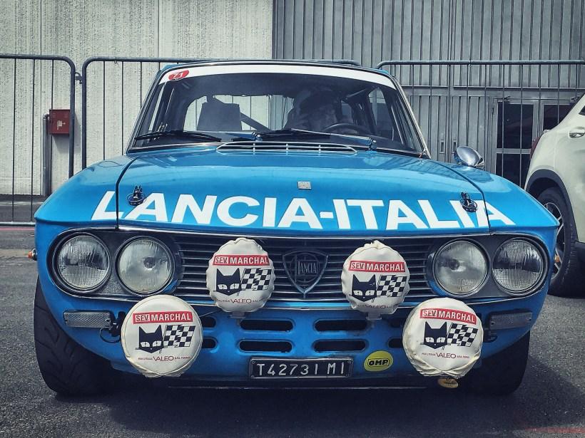 Lancia Fulvia Verona Legend Cars
