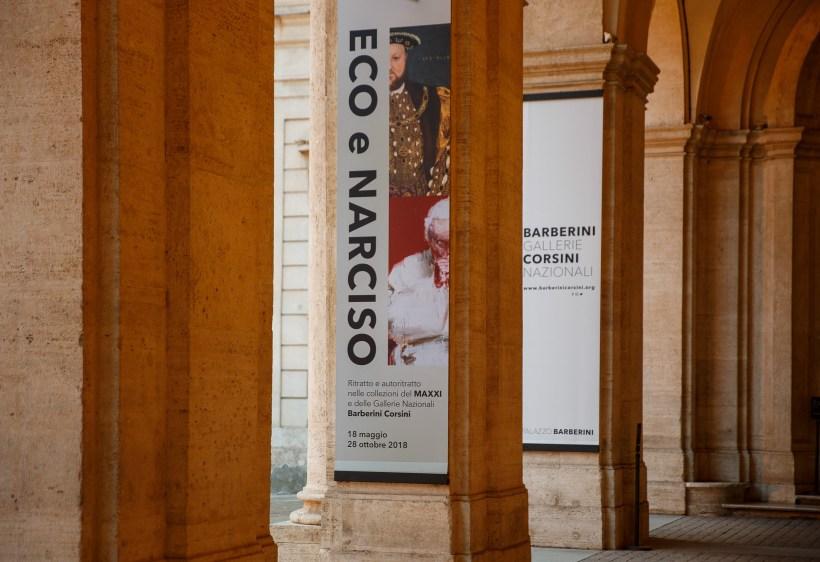 Ingresso mostra Eco e Narciso