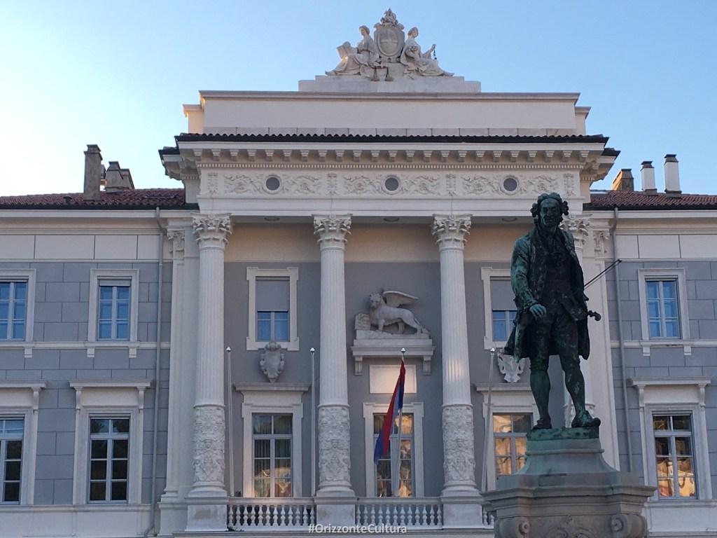 Palazzo Municipale Pirano - Orizzonte Cultura (ph. Ilenia M. Melis) Cosa vedere a Pirano