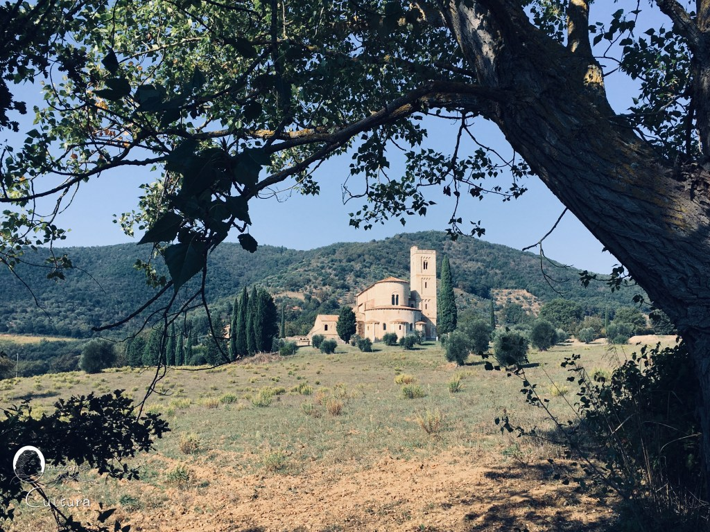 Sant'Antimo, Week end in Val d'Orcia cosa visitare