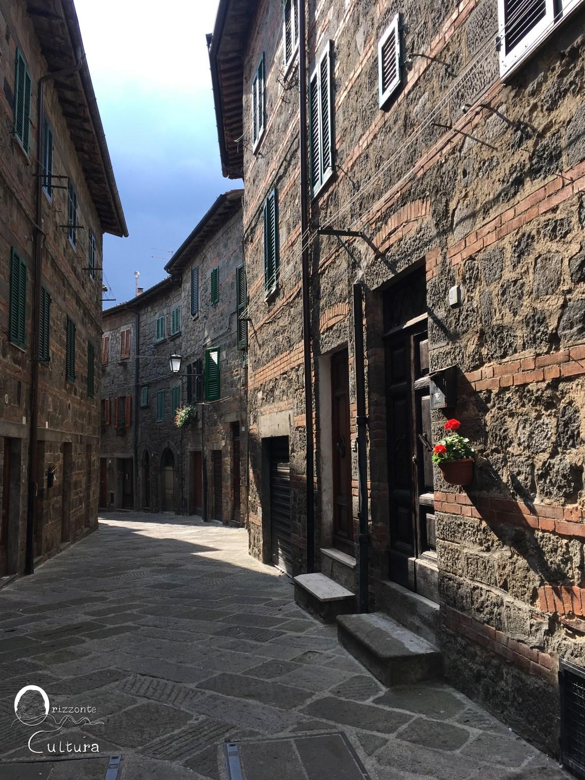 Abbadia San Salvatore Val d'Orcia