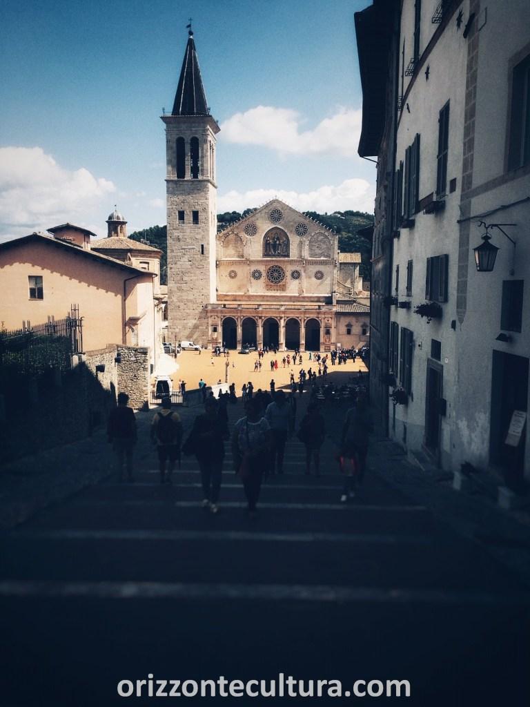 Duomo Spoleto Umbria cosa vedere
