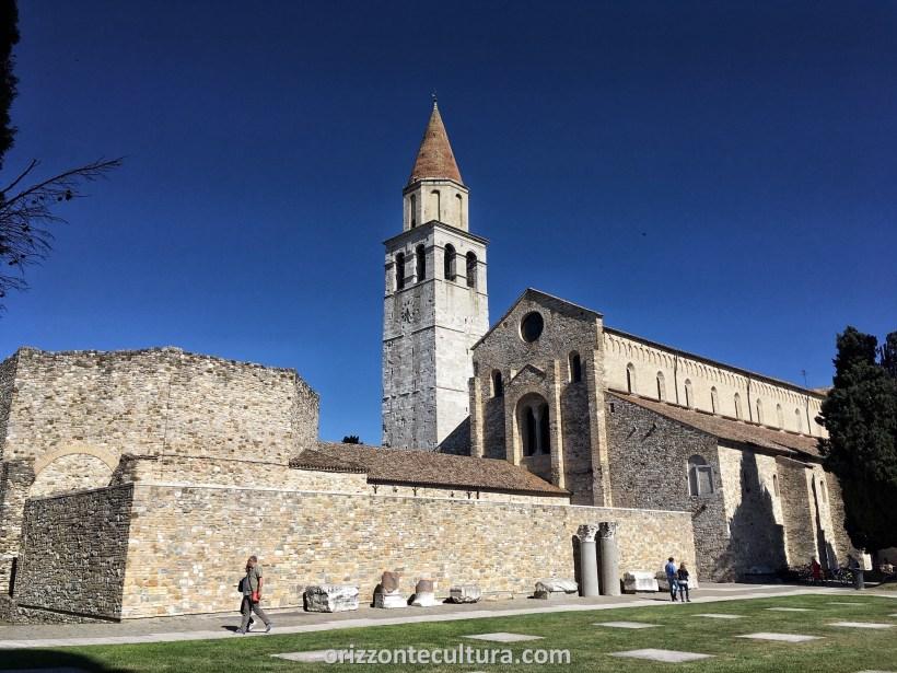 Basilica Patriarcale Aquileia esterno cosa visitare