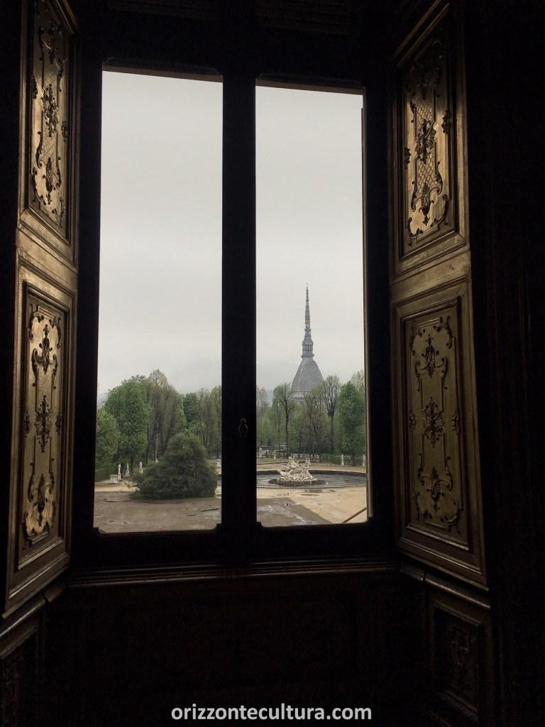 La Mole dai Musei Reali di Torino, Weekend a Torino cosa visitare