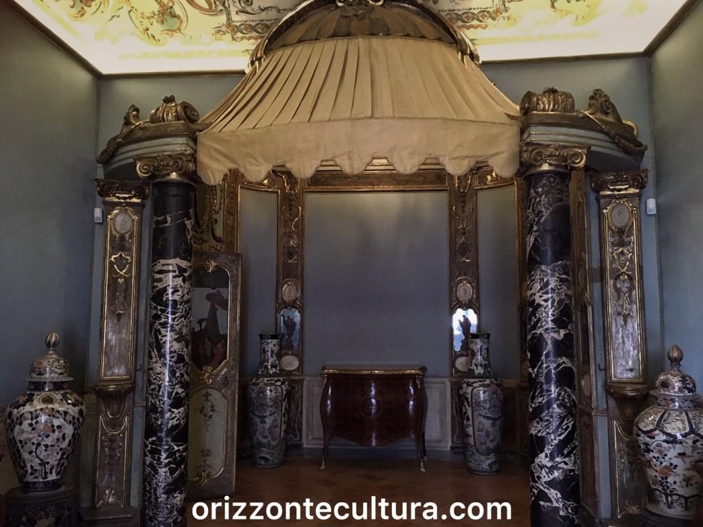 Alcova Costanza Cornelia Barberini