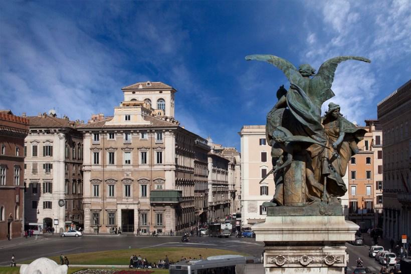 Palazzo Bonaparte Roma