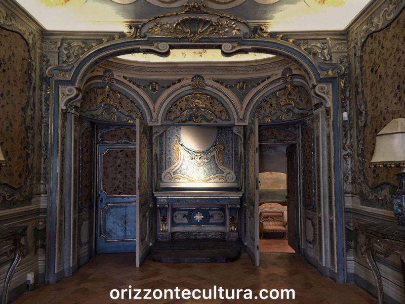Appartamento Settecento Costanza Cornelia Barberini