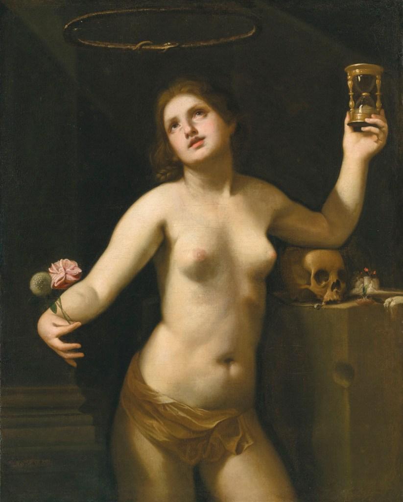 Cagnacci, Allegoria della vita