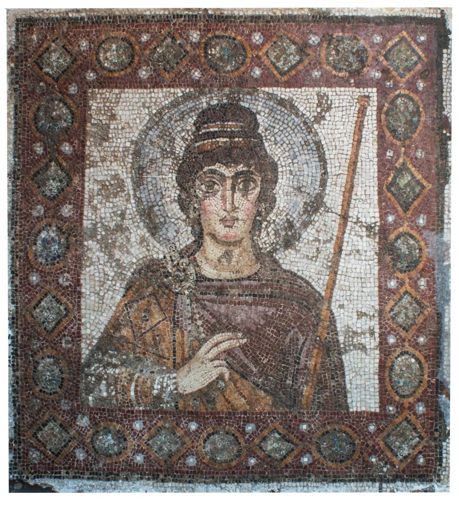 Mosaico della Dama di Cartagine