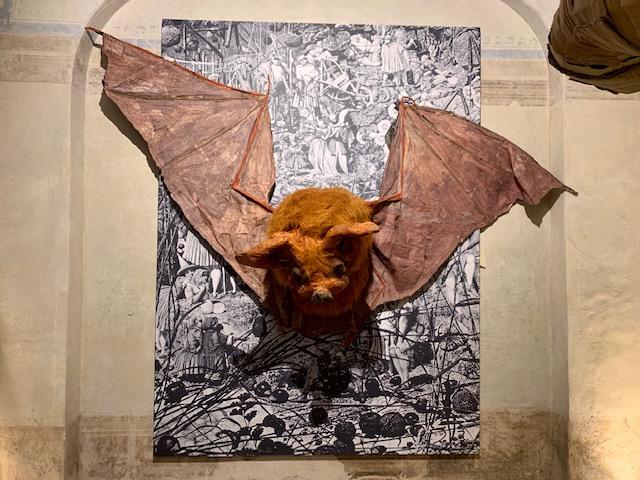 Monster Chetwynd, Bat, The Dark Side, Chi ha paura del Buio, Musja