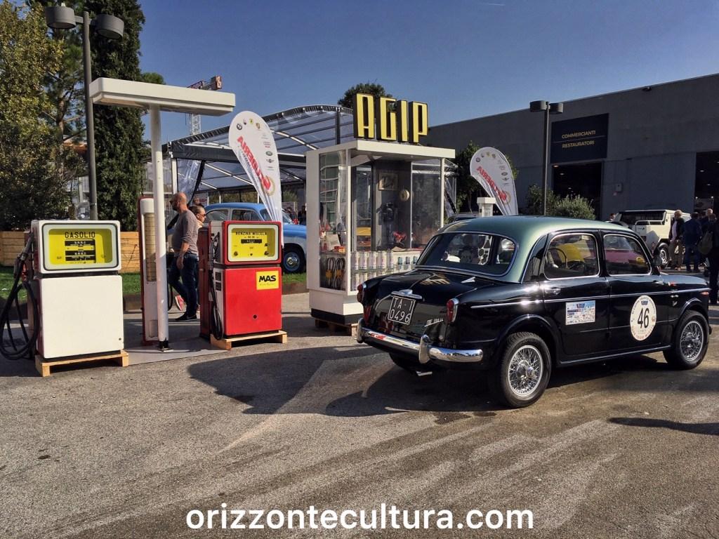 Auto e Moto d'Epoca 2019, Fiat 1100