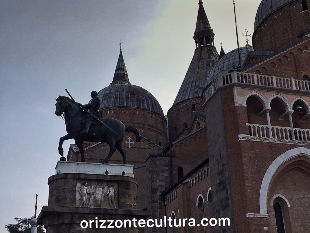 Monumento al Gattamelata, Padova