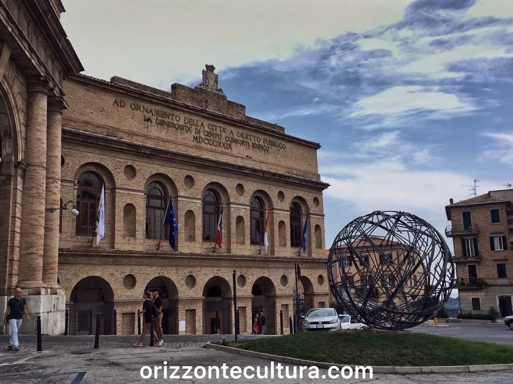 Sferisterio di Macerata, Itinerario di un giorno a Macerata