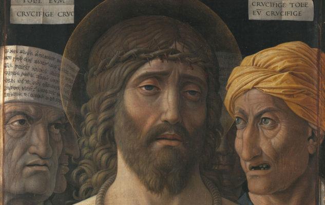 Andrea Mantegna, Ecce Homo, agenda mostre inverno 2020