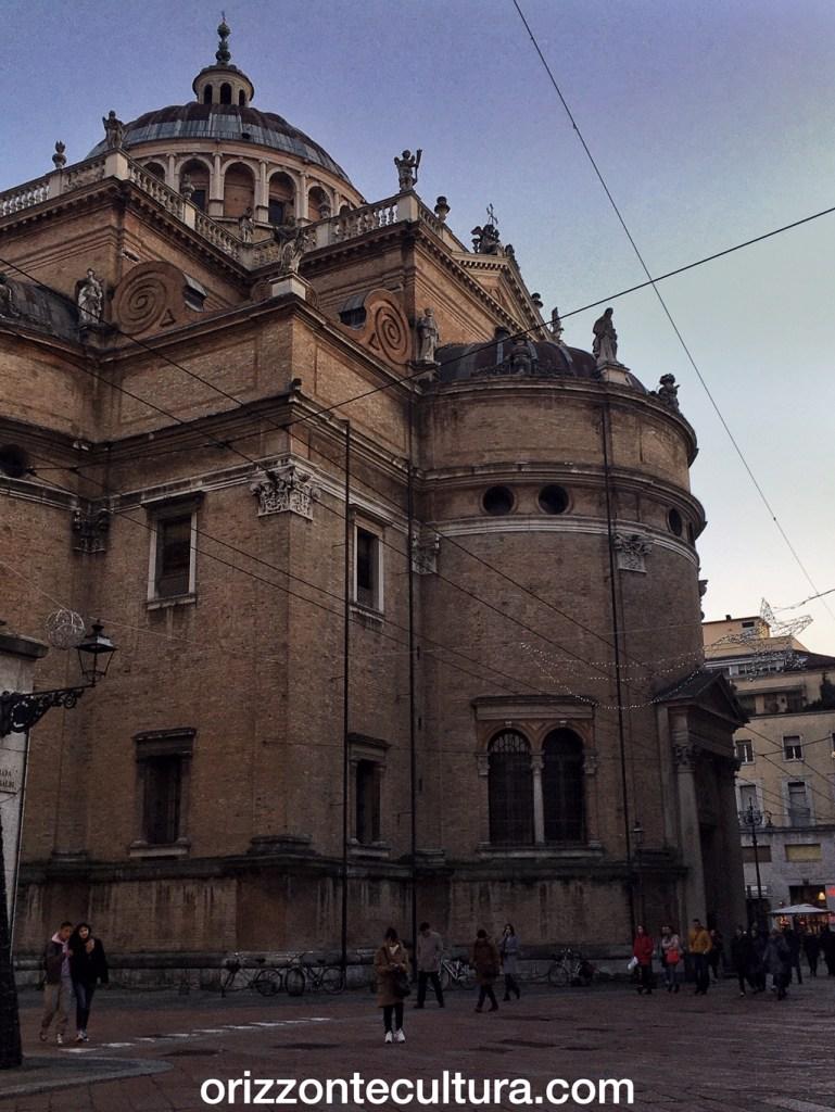 Basilica di Santa Maria della Steccata, Parma