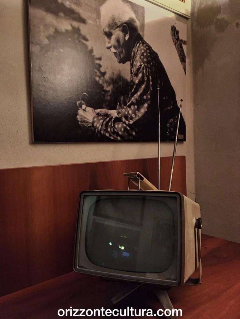 Casa Natale Arturo Toscanini, Parma, dettaglio interno