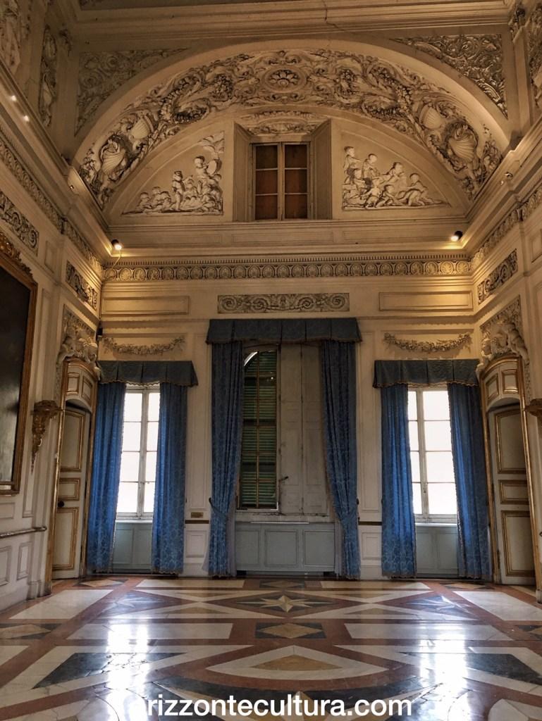 Reggia di Colorno, veduta interni, Visitare Parma in 3 giorni itinerario tra arte e buon cibo