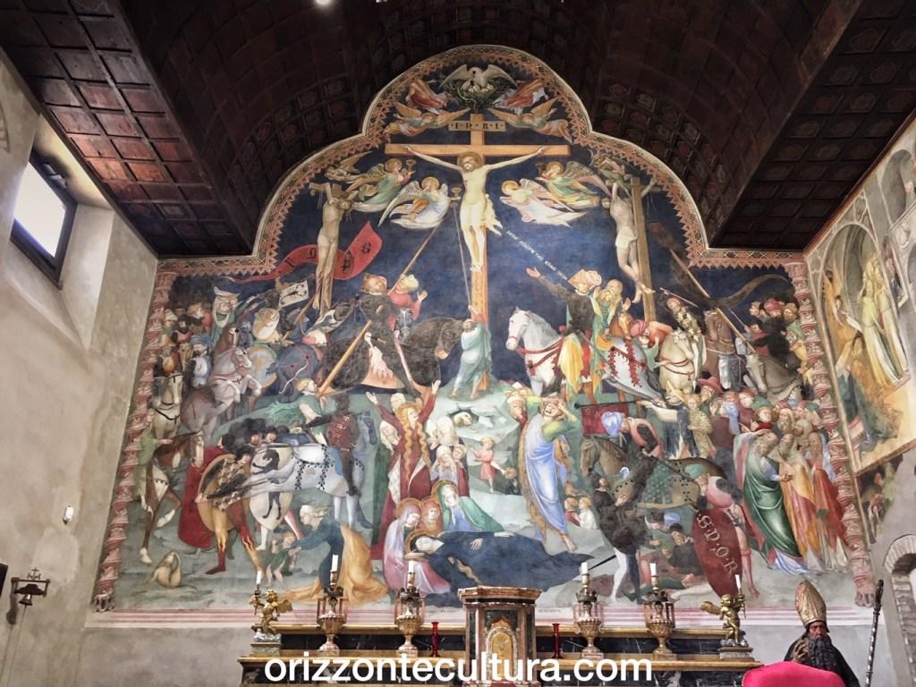 Oratorio di San Giovanni Battista Urbino, visitare Urbino itinerario 1 giorno