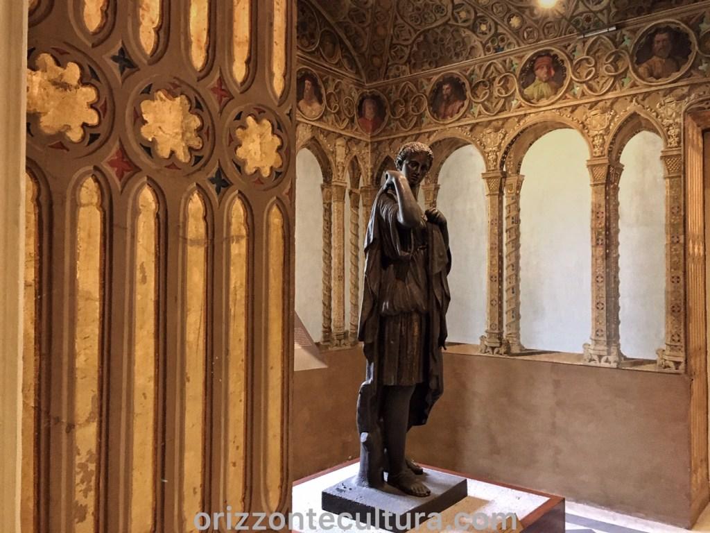 Camera dei poeti, ville nobiliari romane villa torlonia