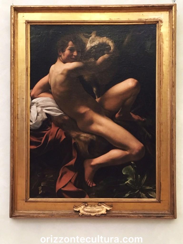 Caravaggio, San Giovanni Battista, Musei Capitolini