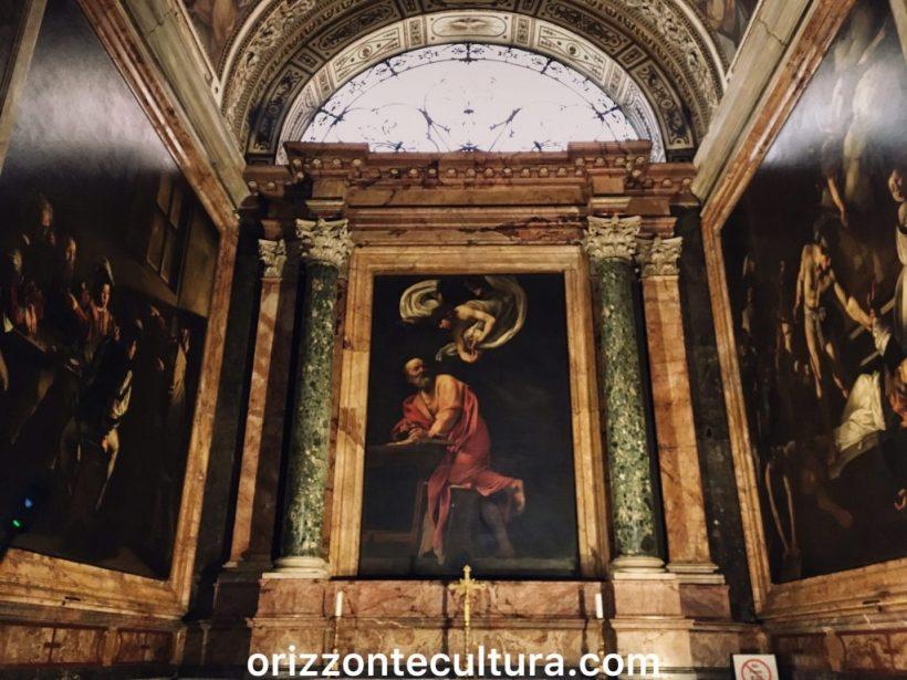 Caravaggio a Roma, itinerario tra le opere di Michelangelo Merisi