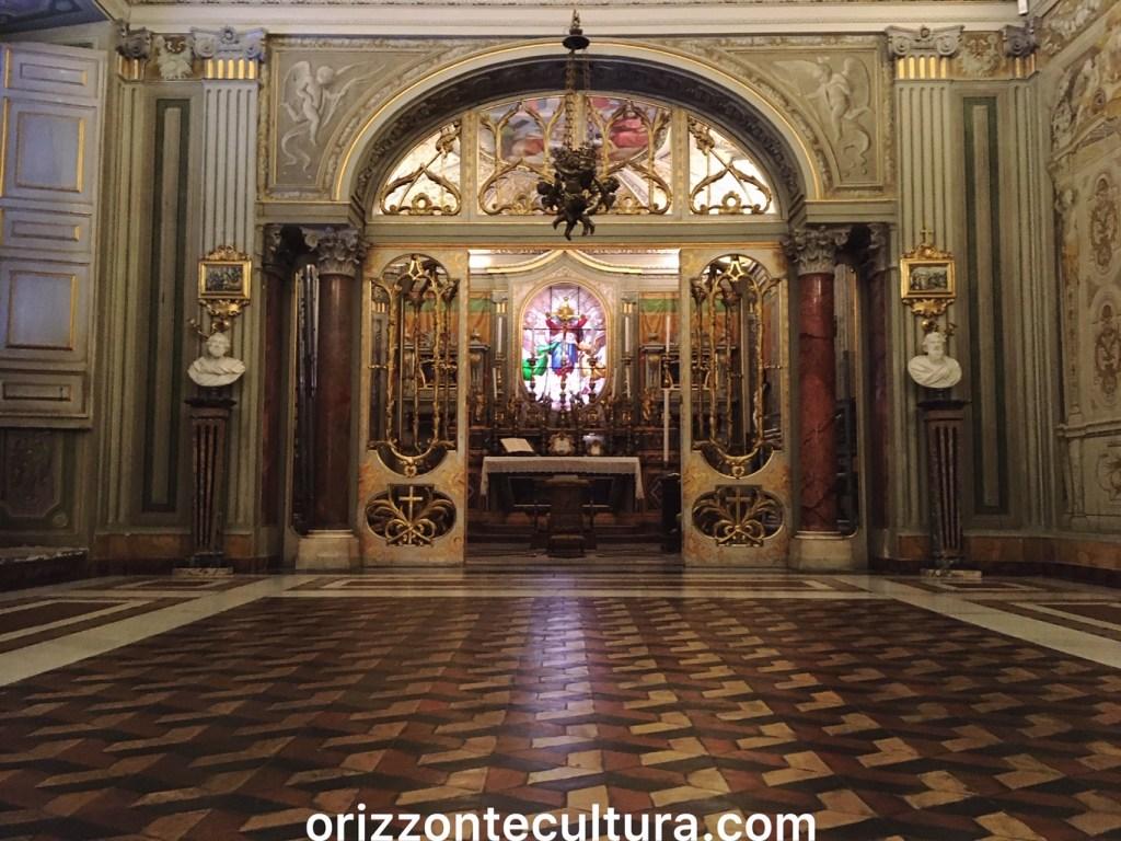 Cappella della Galleria Doria Pamphilj