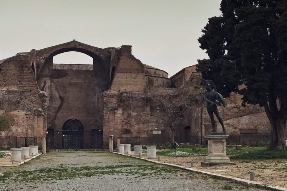 Le terme di Roma le Terme di Diocleziano