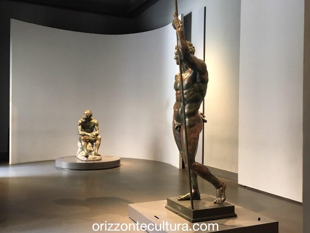 Grandi Bronzi Palazzo Massimo Museo Nazionale Romano