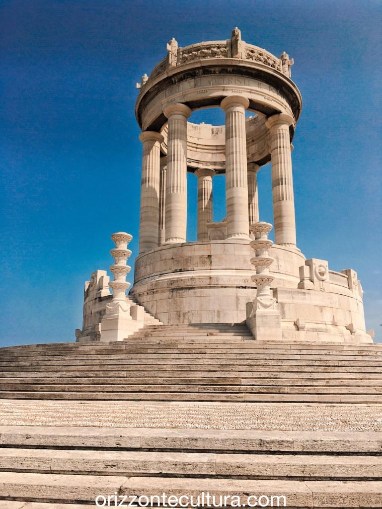 Passetto di Ancona, Monumento ai caduti, cosa visitare Ancona itinerario