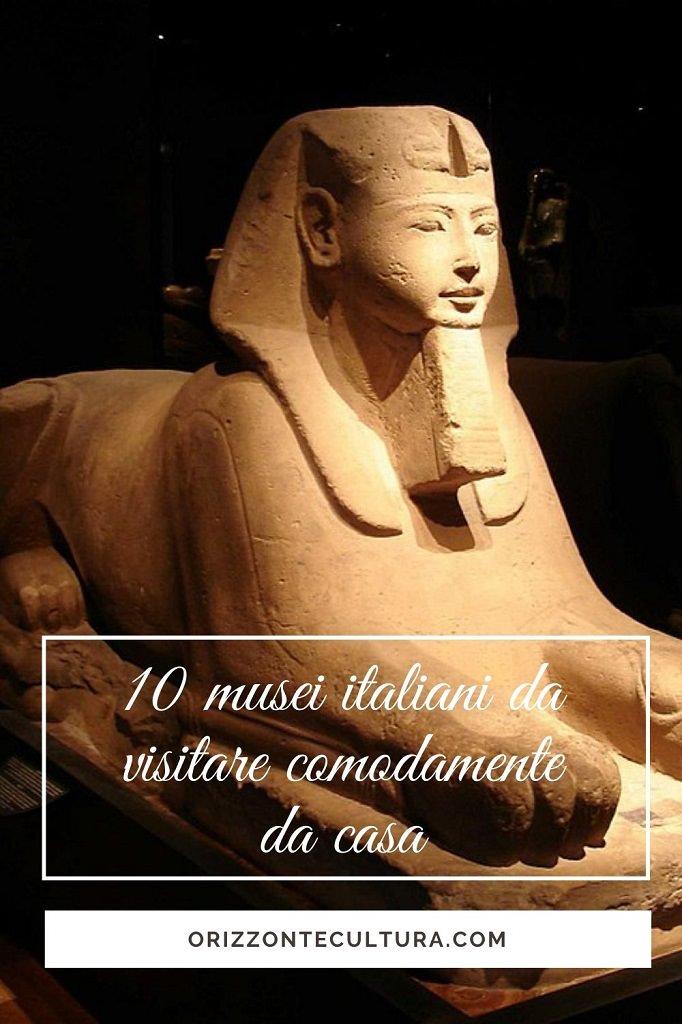 10 musei italiani da visitare comodamente da casa - Pinterest (1)