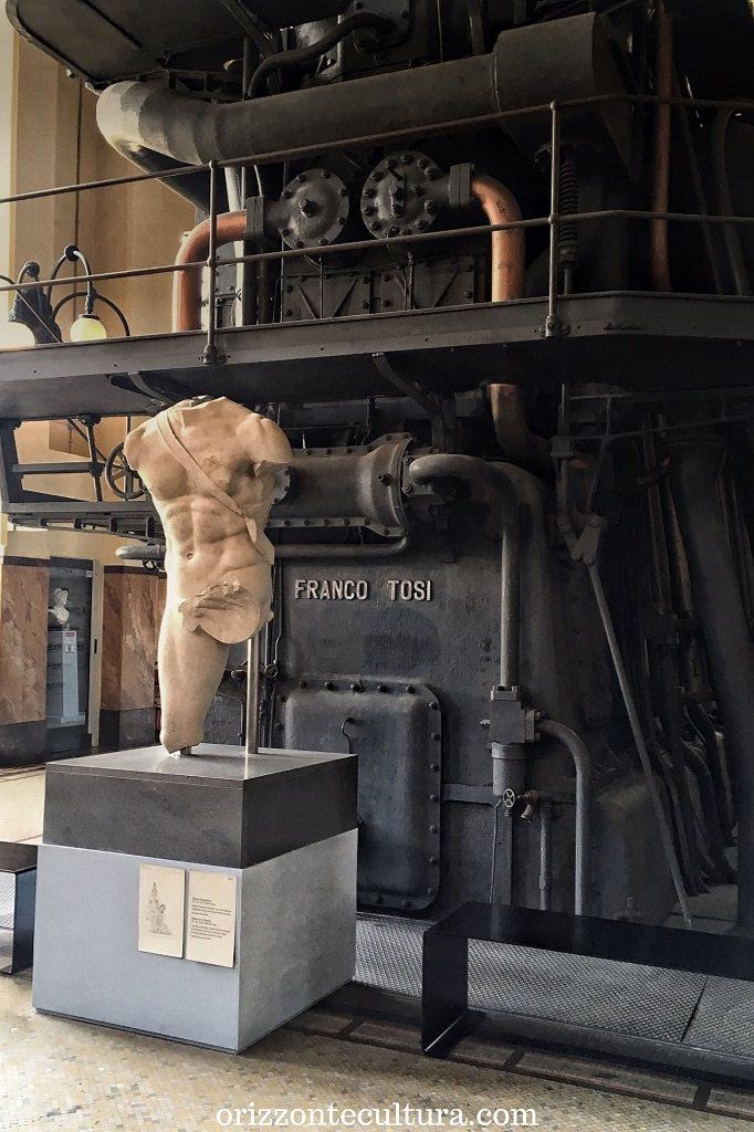 Centrale Montemartini via Ostiense, 5 musei poco conosciuti visitare Roma