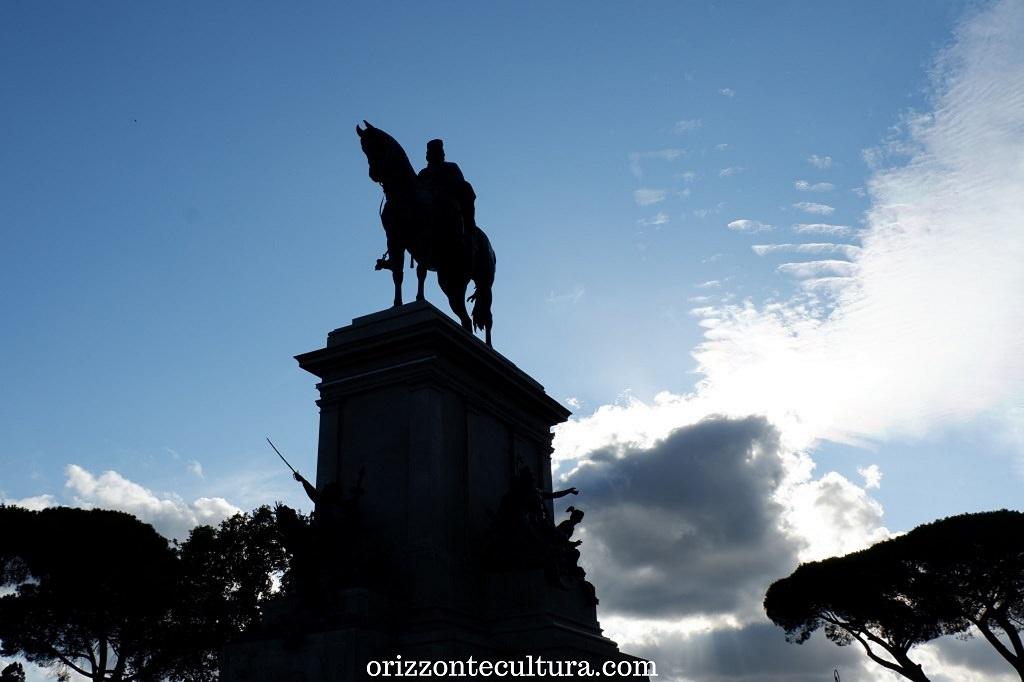 Monumento Giuseppe Garibaldi, Passeggiata Gianicolo cosa vedere