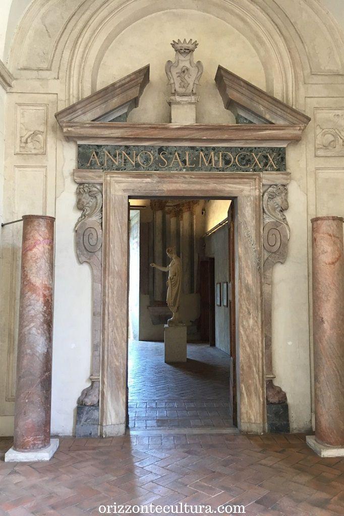 Palazzo Altemps Museo Nazionale Romano