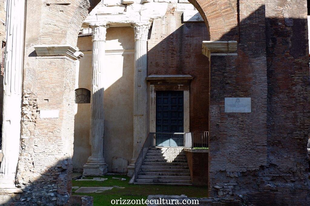 Chiesa di Sant'Angelo in Pescheria, Ghetto ebraico Roma