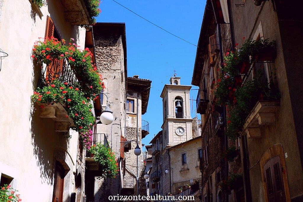 Scanno, passeggiando tra i vicoli, Scanno cosa visitare borghi più belli d'Italia