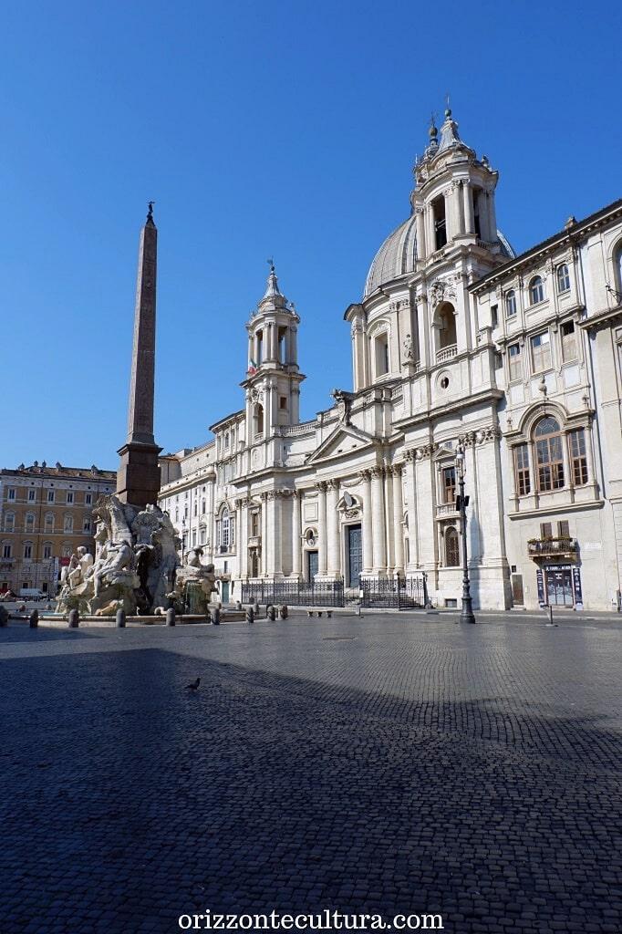 Fontana dei Quattro Fiumi, 7 fontane più belle Roma