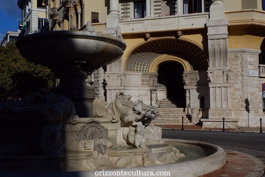 Il quartiere Coppedè di Roma, storia e curiosità