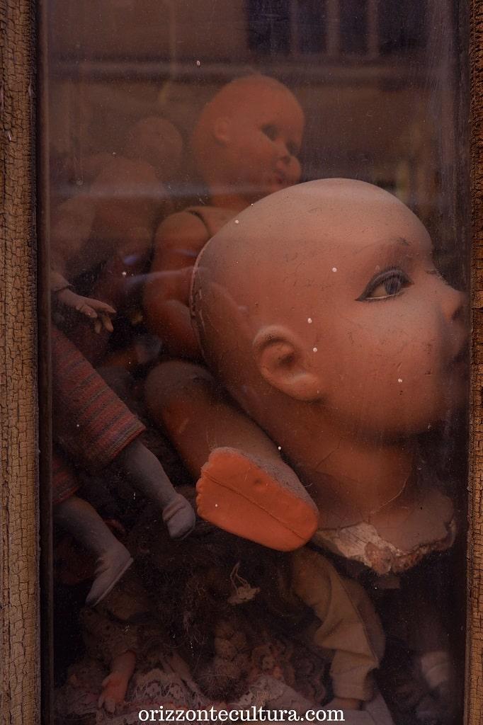 Ospedale delle Bambole, luoghi insoliti da visitare Roma