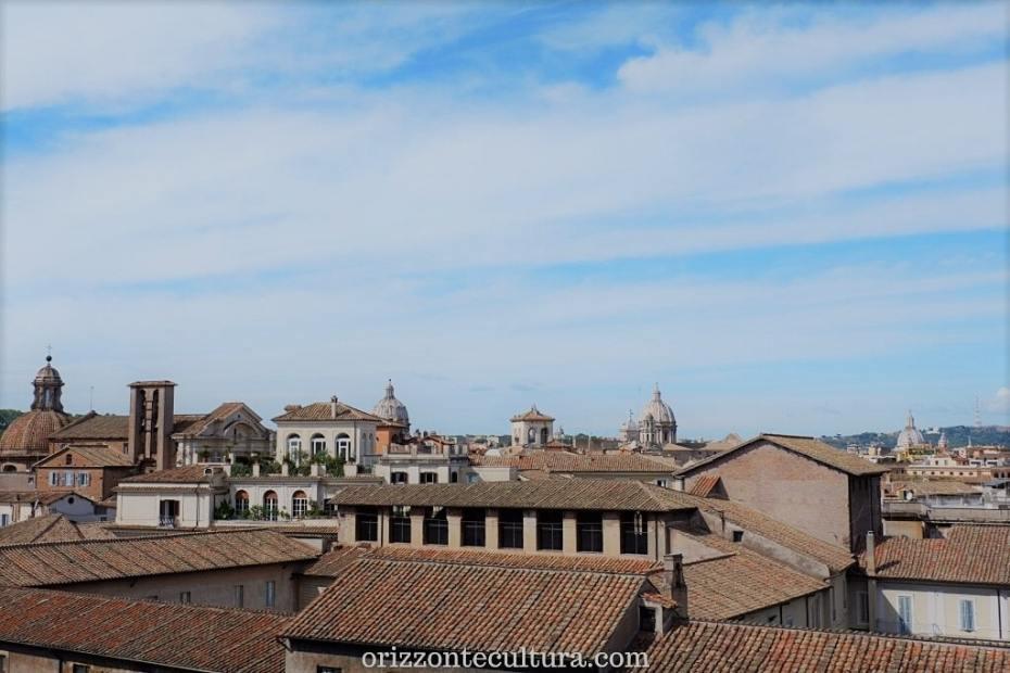 Zona gialla i musei che riaprono a Roma