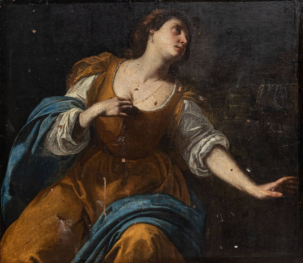 Artemisia Gentileschi Maria Maddalena, Signore dell'Arte