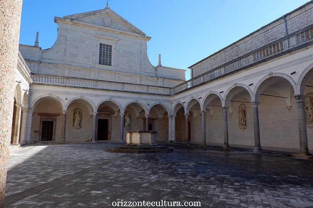 Facciata Cattedrale di Santa Maria Assunta e San Benedetto abate